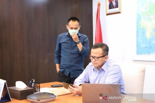 Menteri Edhy upayakan lapangan kerja 14 ABK Long Xing 629