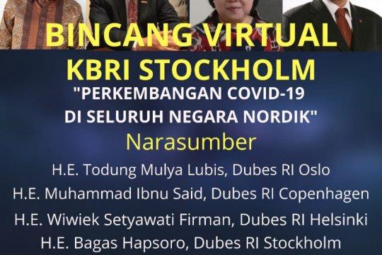 KBRI berkoordinasi untuk perlindungan WNI di negara Nordik
