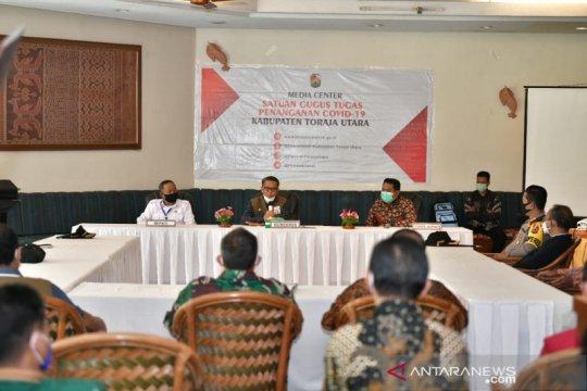Saat pandemi, Toraja Utara programkan gerakan menanam hortikultura