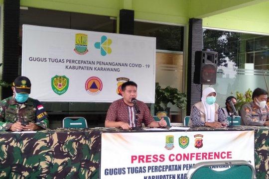 Gugus Tugas Karawang segera terapkan sanksi pelanggaran PSBB Jabar