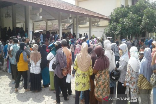 Dinsos-P3A Kulon Progo akui pembagian BST sebabkan kerumunan massa
