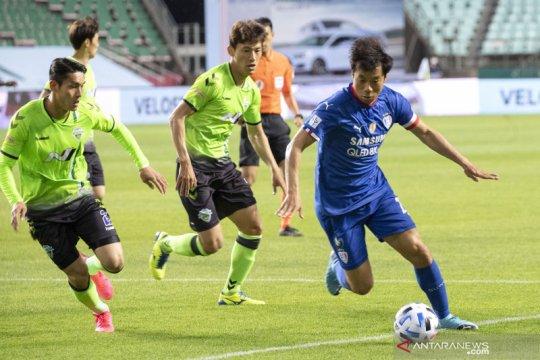 Liga Korea kembali sambut penonton hingga 25 persen kapasitas stadion