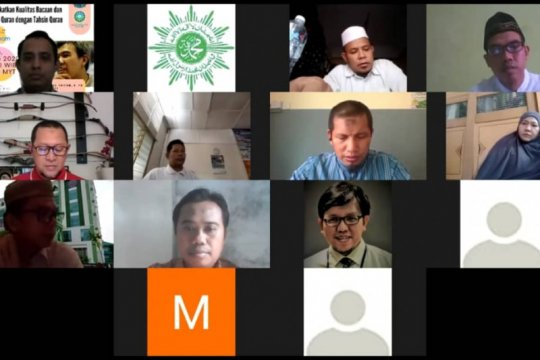 PCIM Malaysia - UHAMKA peringati Nuzulul Qur'an via zoom