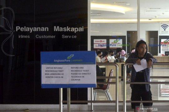 Bandara Ngurah Rai layani 4,7 juta penumpang pada Januari-April 2020,