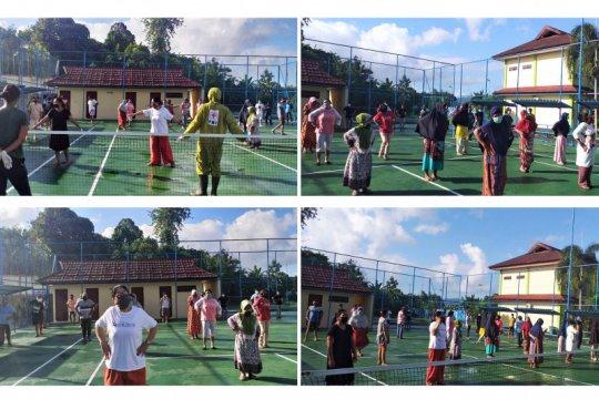 Pasien COVID-19 di Ambon keluhkan layanan karantina