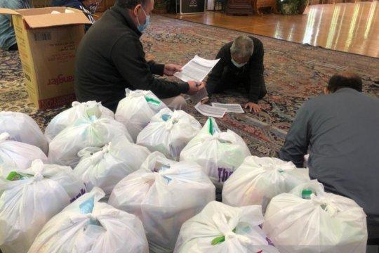 KBRI Washington DC berikan 2.000 masker untuk WNI di AS