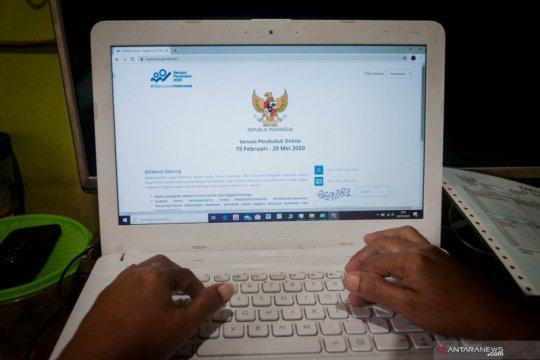 43.315 KK di Gunung Kidul ikut Sensus Penduduk 2020 secara daring
