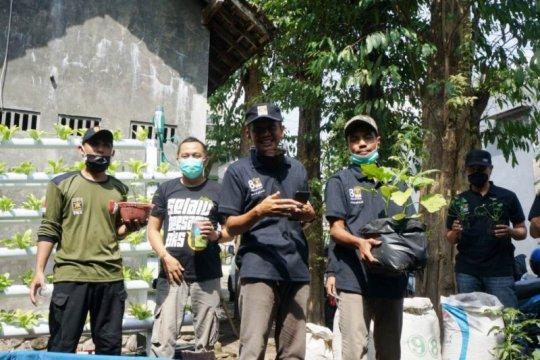 "PKS Jatim inisiasi gerakan ""Ayo Menanam"" wujudkan ketahanan pangan"