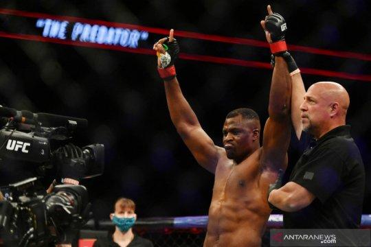 UFC digelar tanpa kehadiran penonton