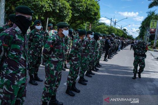 Kasad: PSBB libatkan 8.121 personel TNI AD