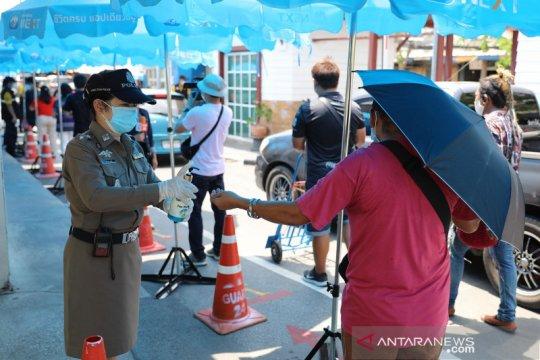 Thailand nihil kasus baru maupun kematian akibat corona