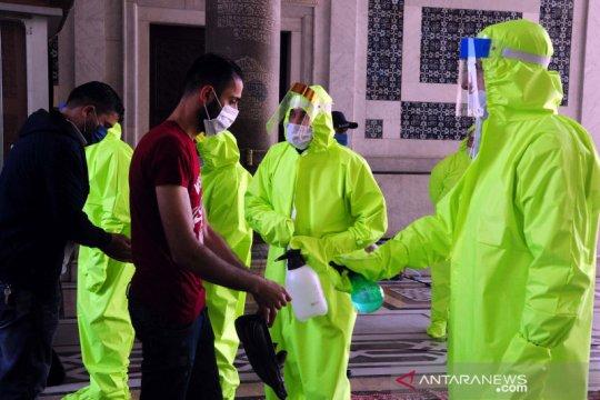 200 anggota staf PBB di Suriah terinfeksi corona