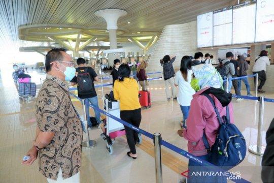 Empat maskapai penerbangan layani penerbangan melalui Bandara YIA