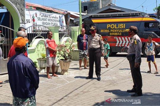 Satgas Aman Nusa gencar sosialisasi ke masyarakat cegah COVID-19