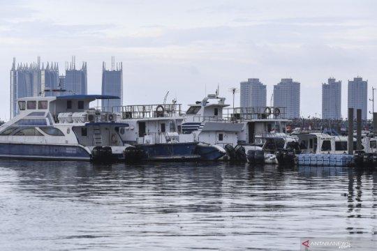 Realisasi pembangunan Pelabuhan Kaliadem 20 persen