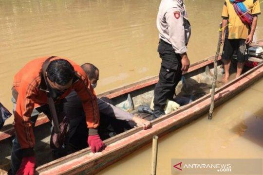 Wanita berenang di Sungai Kisan tewas diterkam buaya