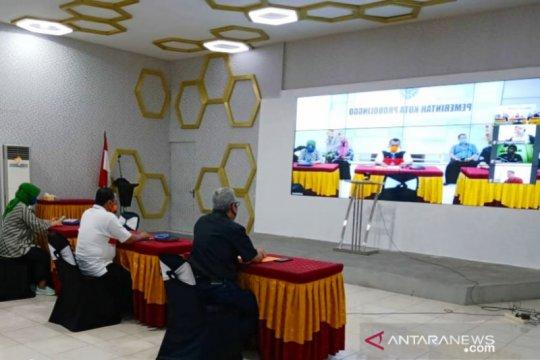 Pasien sembuh COVID-19 di Kota Probolinggo terus bertambah