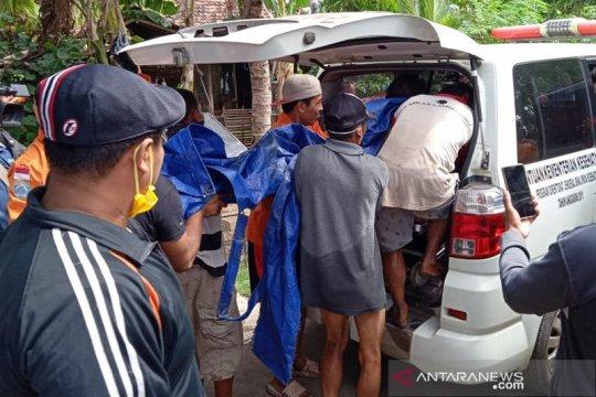 Pencari ikan yang hilang diterjang ombak, ditemukan meninggal