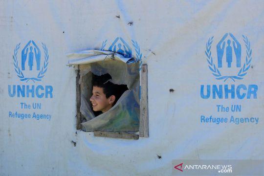 Kehidupan bocah pengungsi Suriah di Lebanon