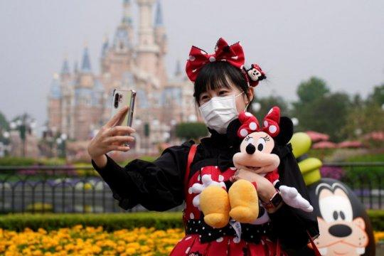 Disneyland Hong Kong buka kembali 18 Juni