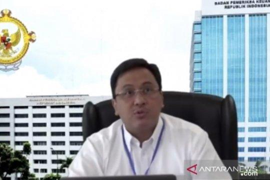 Ketua BPK minta OJK tak persoalkan publikasi nama bank hasil audit