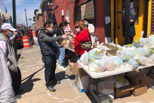 WNI di Philadelphia adakan bakti sosial untuk peringati Hari Ibu