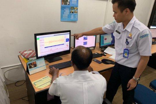 Stageof Banjarnegara analisis suara dentuman di sebagian Jateng