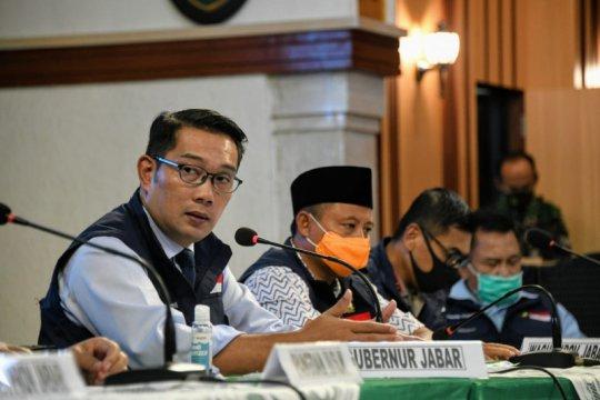 Ridwan Kamil pastikan telur bansos provinsi berkualitas