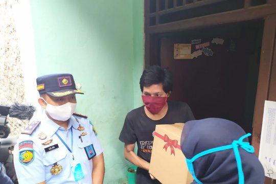 Kepala Rutan Cipinang cek 50 rumah narapidana asimilasi