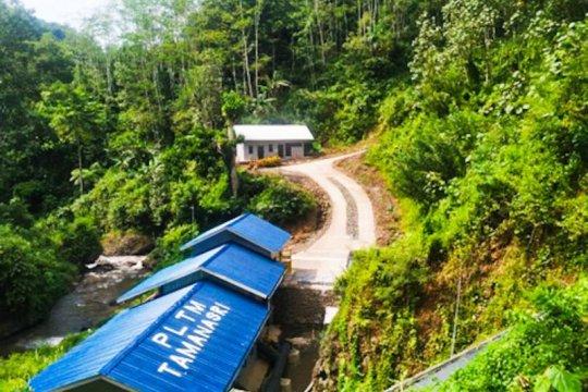 PLN Jatim beli energi dari Pembangkit Mikrohidro Malang