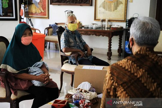 Dua lansia tawarkan diri jadi sukarelawan penanganan COVID-19