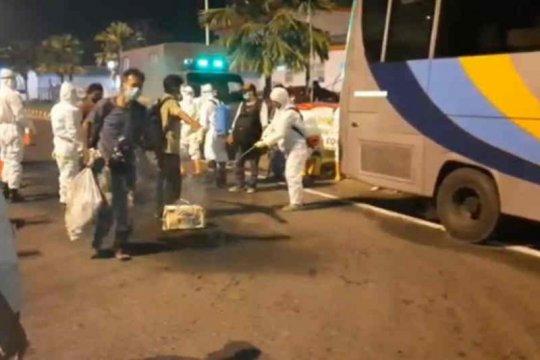 Pemkab Majalengka jemput 27 warga perantauan di Aceh tertahan di Merak
