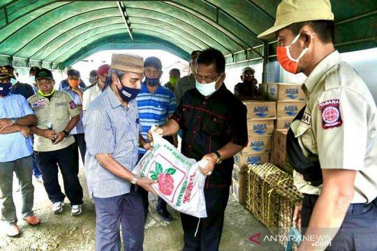 Pemkot Banda Aceh perhatikan korban banjir di tenda pengungsian