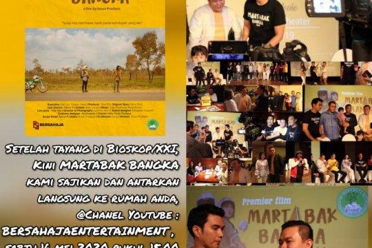 """Martabak Bangka"" tayang via Youtube"
