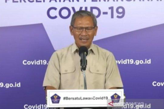 Jubir Pemerintah: Pasien sembuh COVID-19 bertambah 183 menjadi 2.881