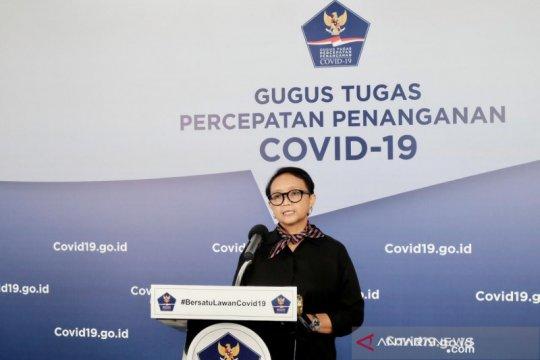 Menlu Retno minta WNI pulang dari luar negeri patuhi aturan kesehatan
