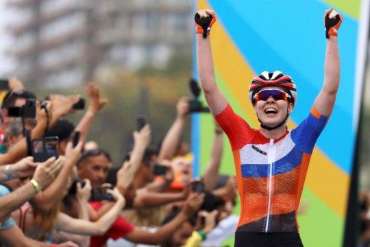 Pebalap sepeda Van der Breggen ingin pensiun setelah Olimpiade Tokyo
