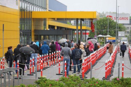 1.000 karyawan perusahaan daging Jerman Toennies positif corona