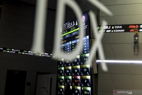 IHSG ditutup menguat tipis, ditopang rupiah dan kenaikan bursa Asia