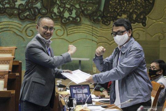 Koalisi organisasi non-pemerintah pertimbangkan uji materi UU Minerba
