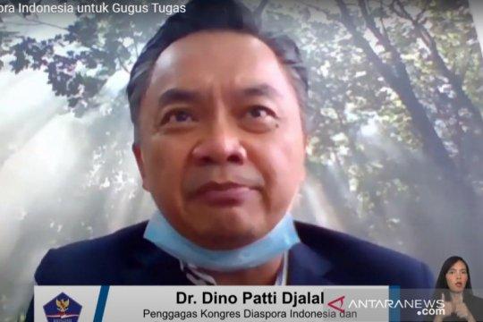 Dino Patti Djalal terkonfirmasi positif COVID-19