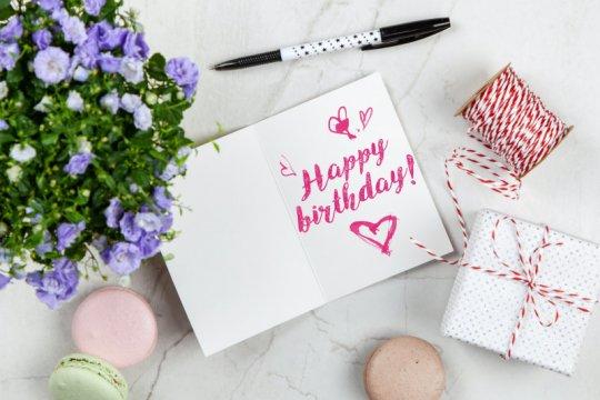 Ide rayakan ulang tahun virtual saat karantina
