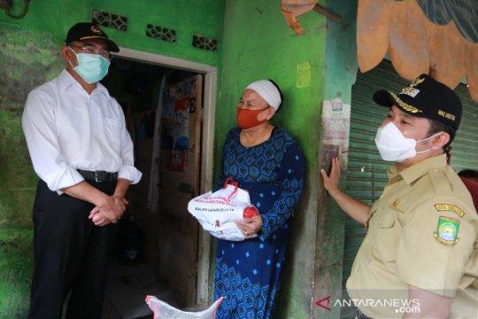 """Menko PMK apresiasi aplikasi """"Sidata"""" Tangerang bantu penerima bansos"""