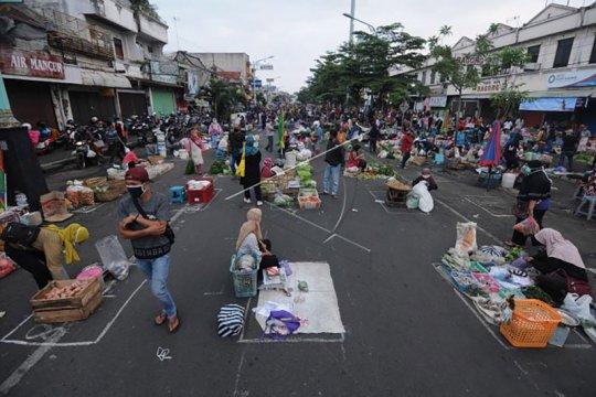 Pasar rakyat di Malang Raya bisa terapkan ganjil genap saat PSBB