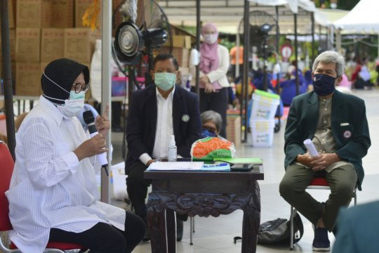 IDI-Persi sikapi rumah sakit Surabaya jadi rujukan pasien di Jatim