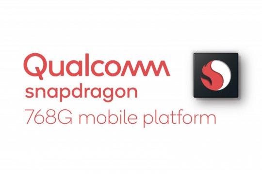 Qualcomm luncurkan chipset 5G Snapdragon 768G