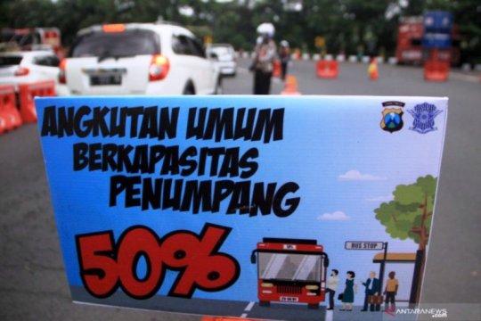 "Gugus Tugas: Pelanggar PSBB di ""Surabaya Raya"" akan disita KTP-nya"