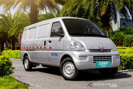 Wuling Rong Guang, minivan listrik harga di bawah Rp200 jutaan