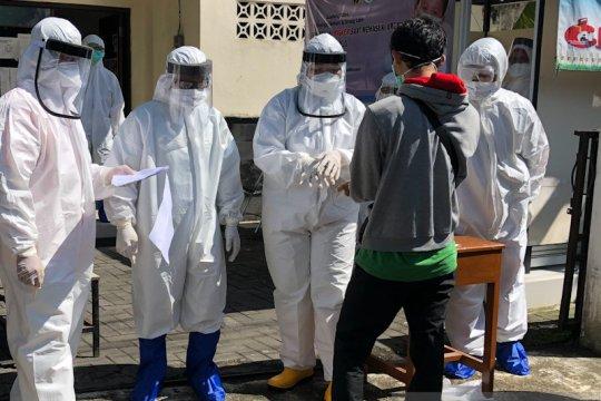 Di Yogyakarta, tak lagi muncul kasus baru di klaster COVID-19