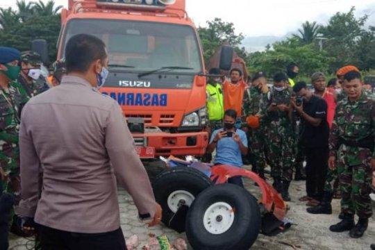 Polisi: Kecelakaan pesawat tidak berdampak penerbangan di Sentani